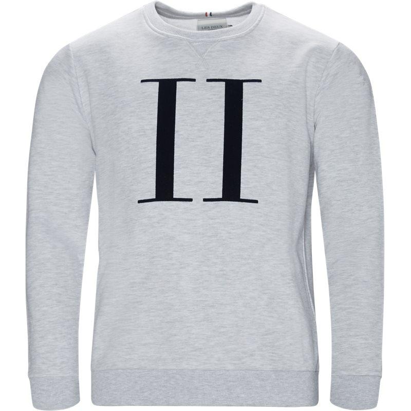 les deux Les deux - encore light sweatshirt fra kaufmann.dk